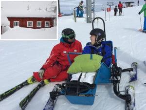 Skicart Villa Kompis Sälen